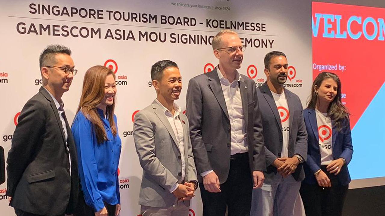 gamescom asia 2020 mou signing