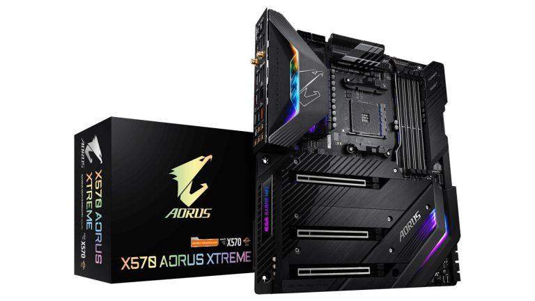 Gigabyte Aorus X570 Extreme