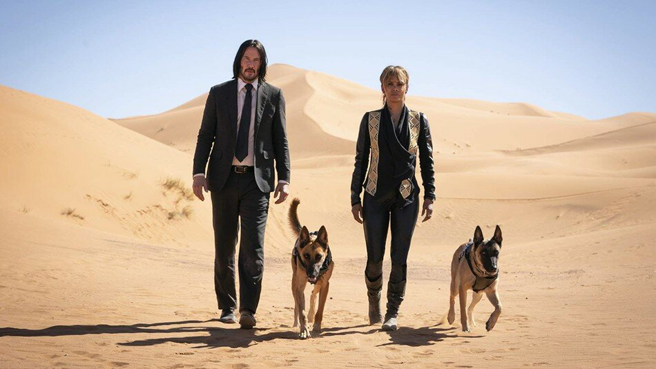 John Wick Chapter 3 Parabellum - Review 03