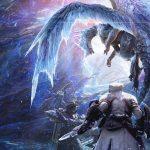 Monster Hunter World: Iceborne art