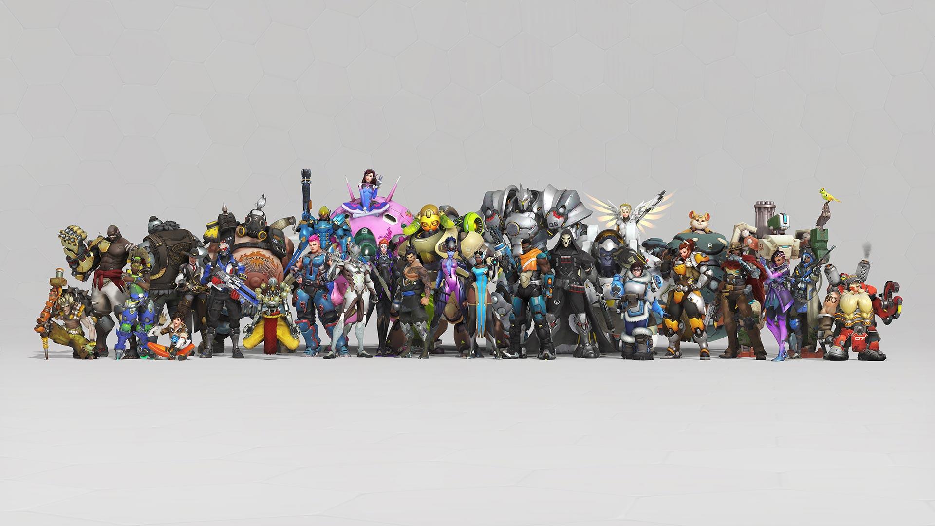 overwatch anniversary 2019 heroes