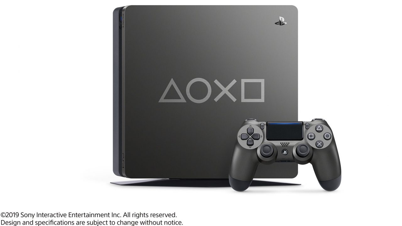 playstation 4 days of play 2019