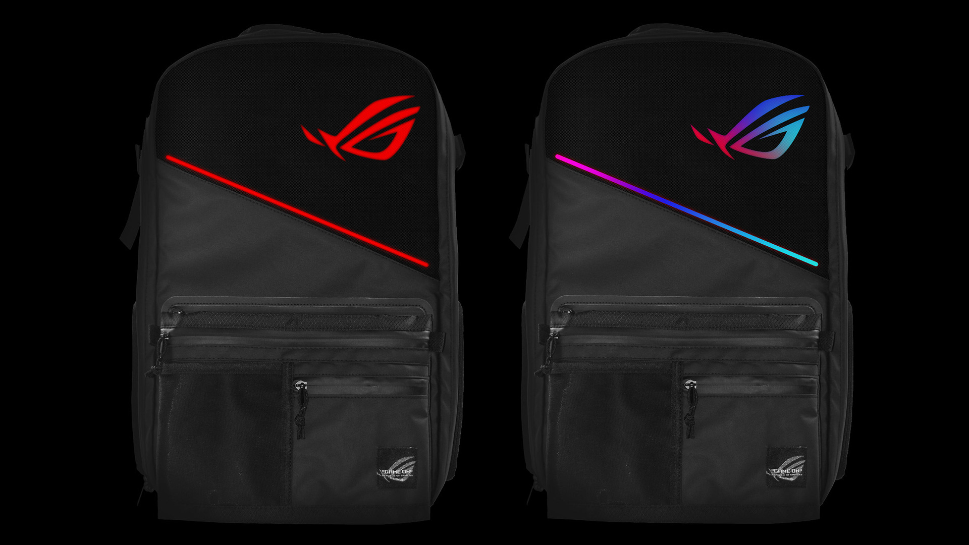 asus rog ranger bp3703 rgb backpack