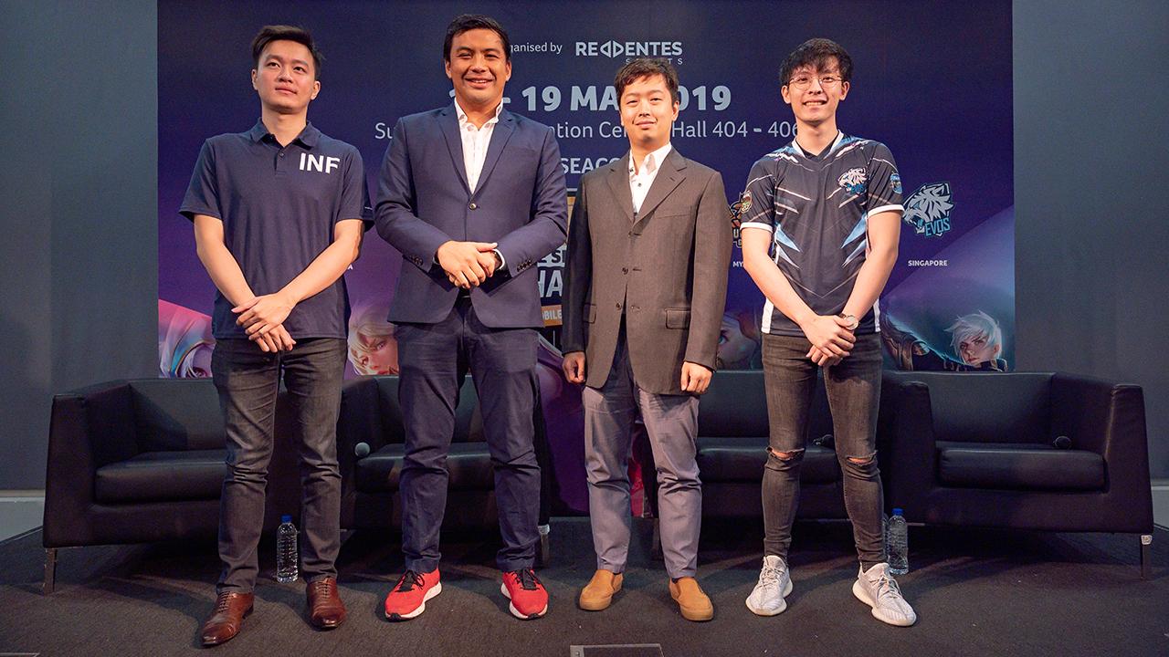 sea clash of champions press event