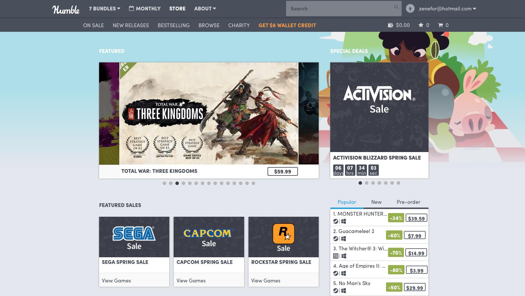 Deal Alert: Acer SA220QA, XCOM 2, Epic Mega Sale and more - GameAxis