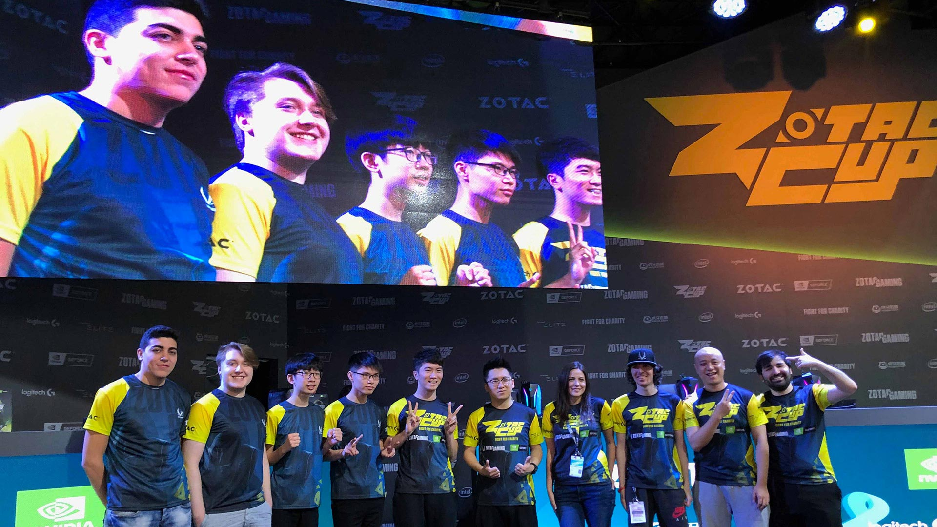 ZOTAC Cup Charity Fight 2019 02