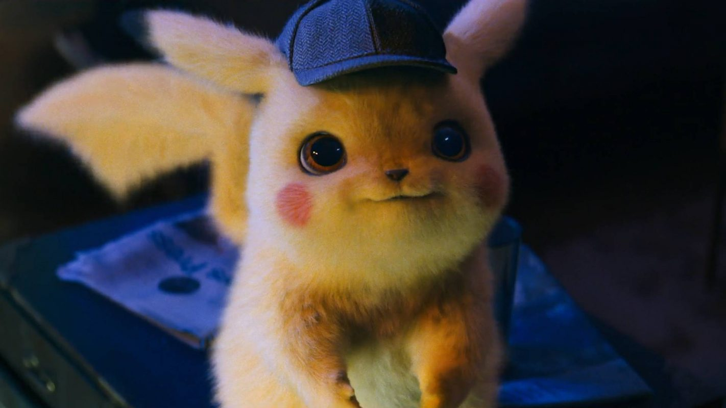 Detective Pikachu skips its way into Pokémon Go - GameAxis