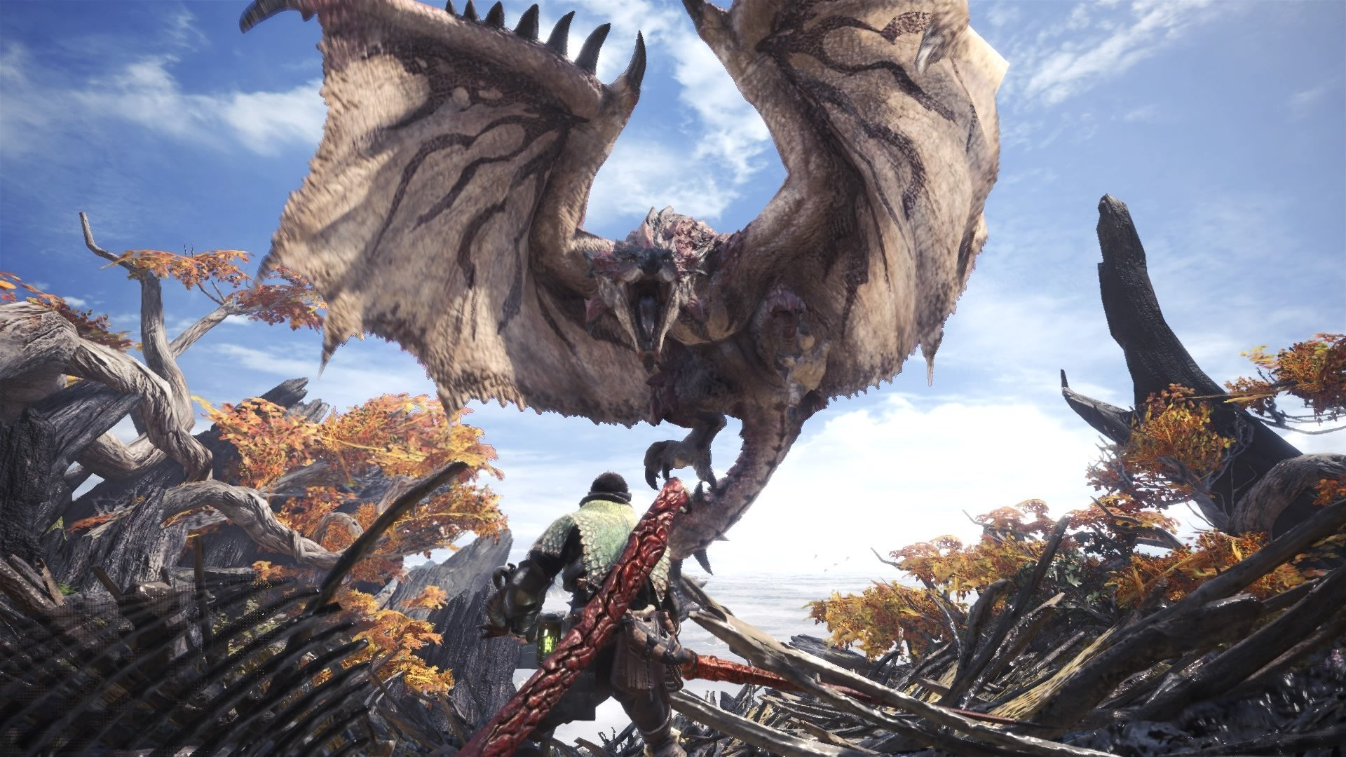 Don't miss the Monster Hunter: World trial on PS4 - GameAxis