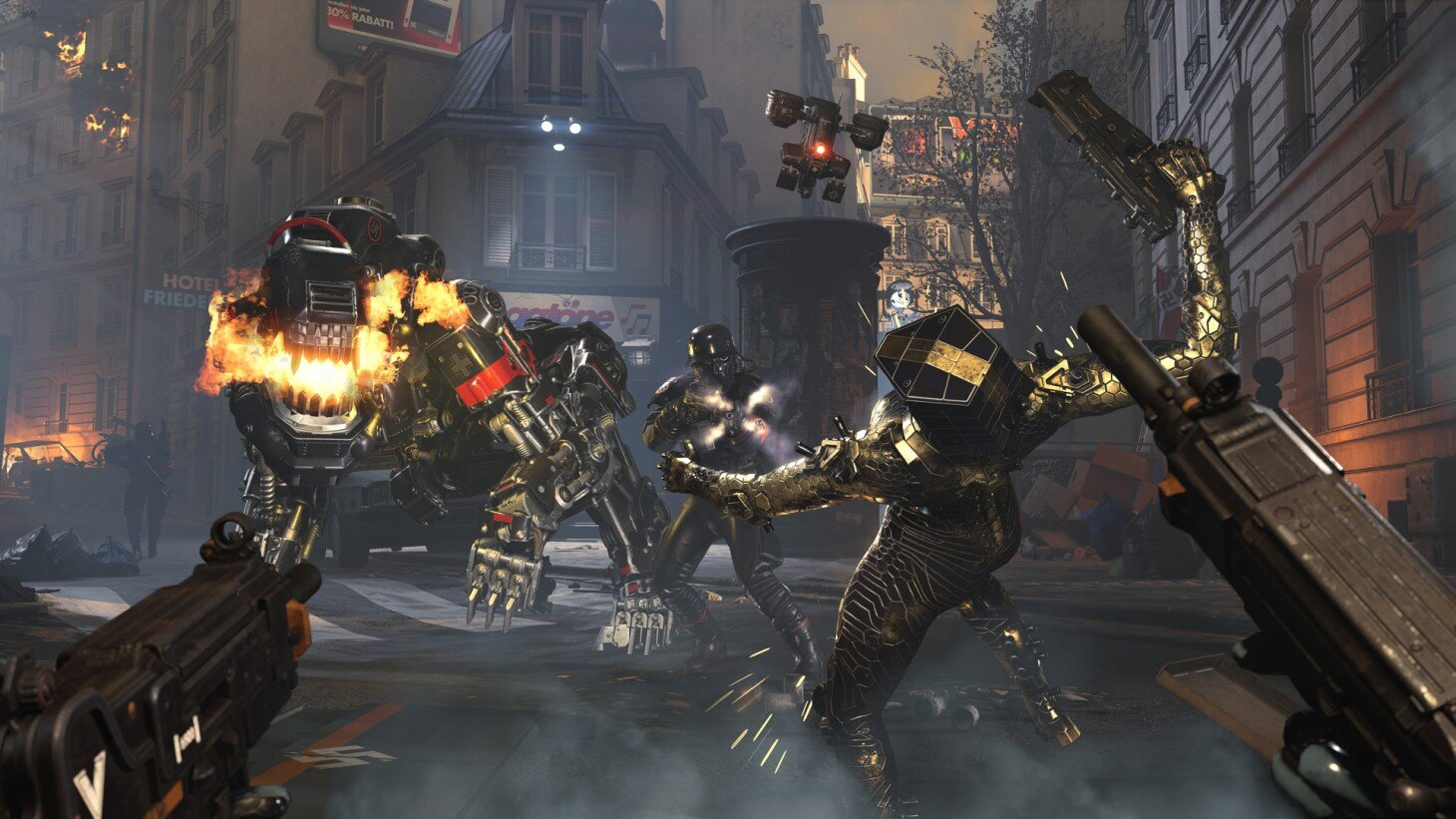 Computex 2019: Wolfenstein: Youngblood joins the ray-tracing