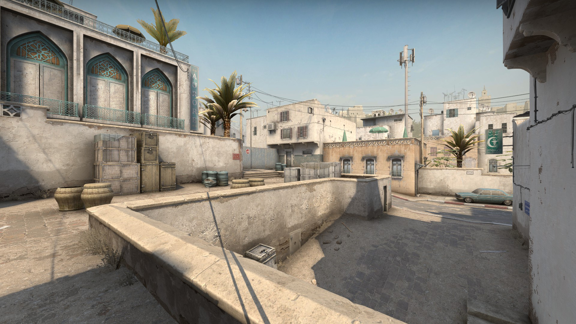 CS:GO celebrates two decades with clic Dust 2 map - GameAxis on
