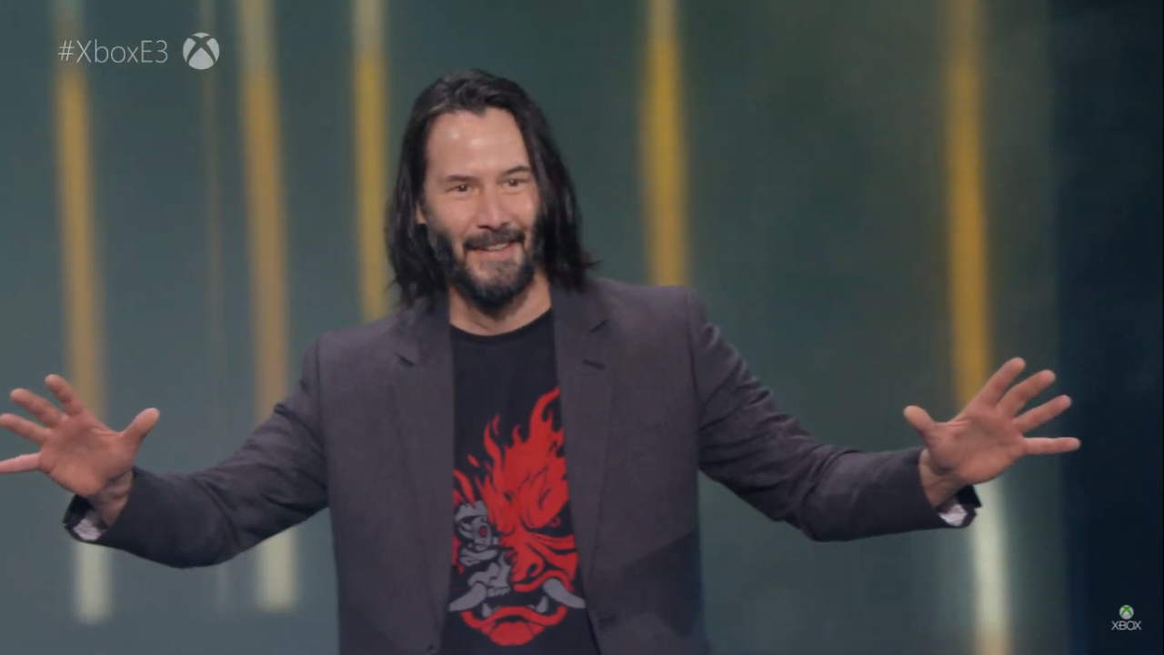 E3 2019 - Cyberpunk 2077 - 02