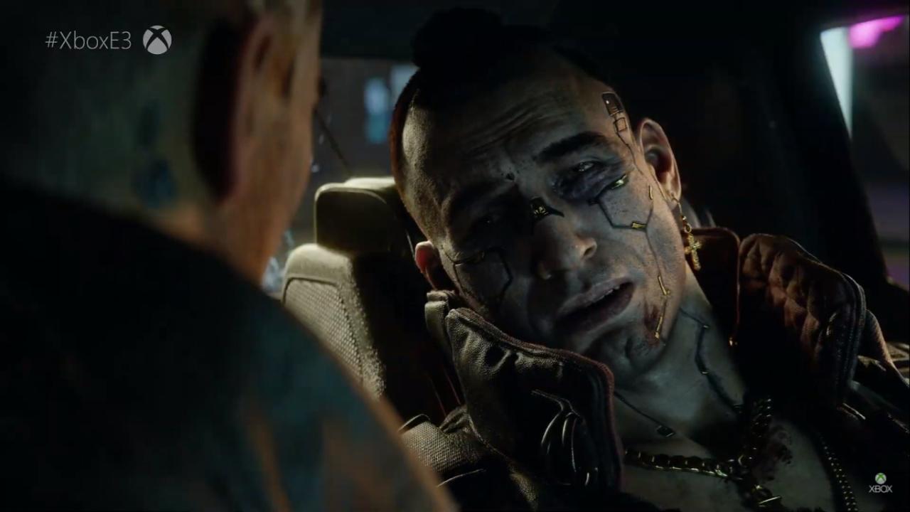 E3 2019 - Cyberpunk 2077 - 03