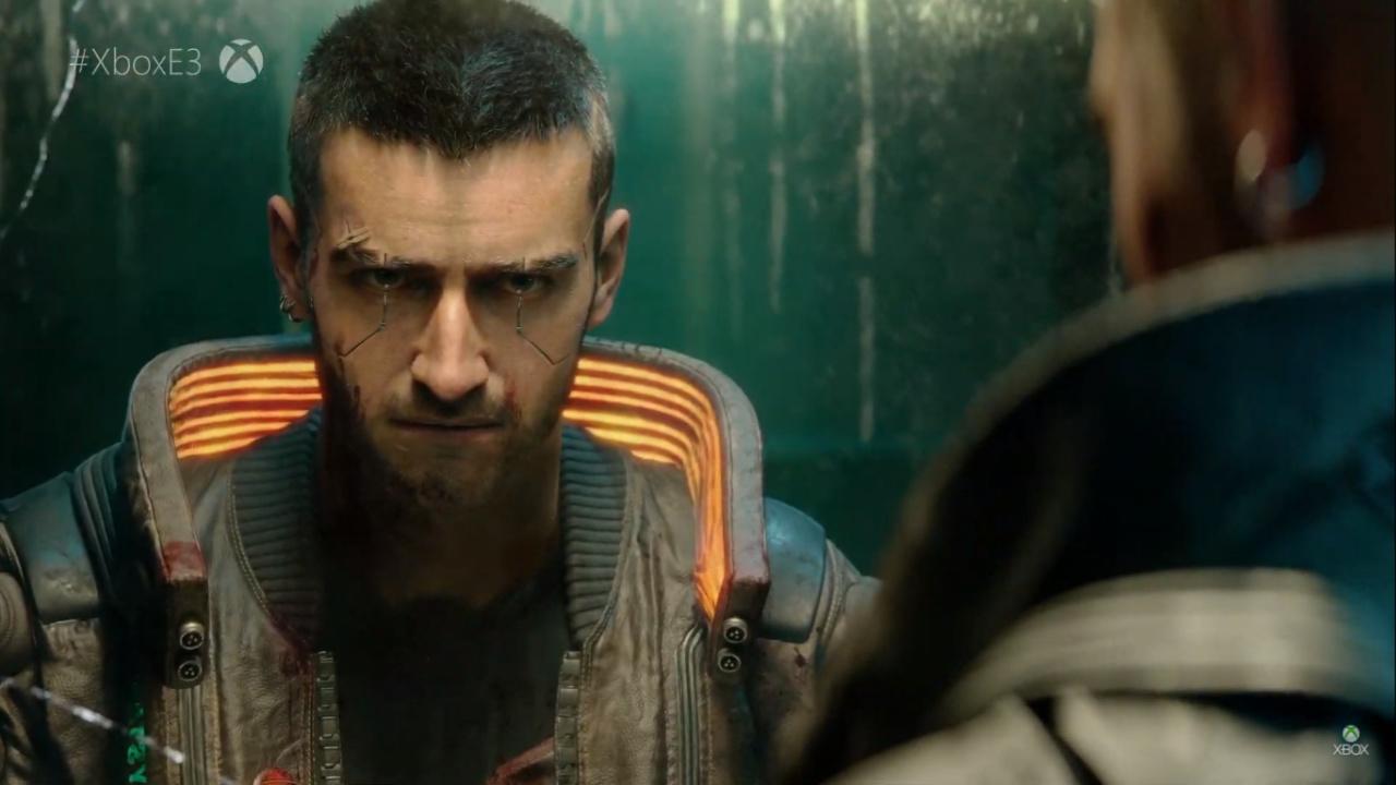 E3 2019 - Cyberpunk 2077 - 04
