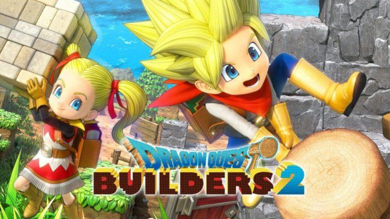 E3 2019 Dragon Quest Builders 2