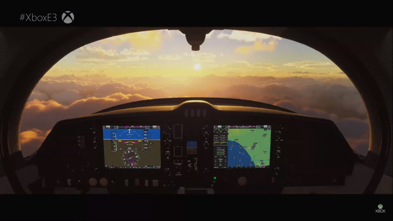 E3 2019 - Microsoft Flight Simulator - 02