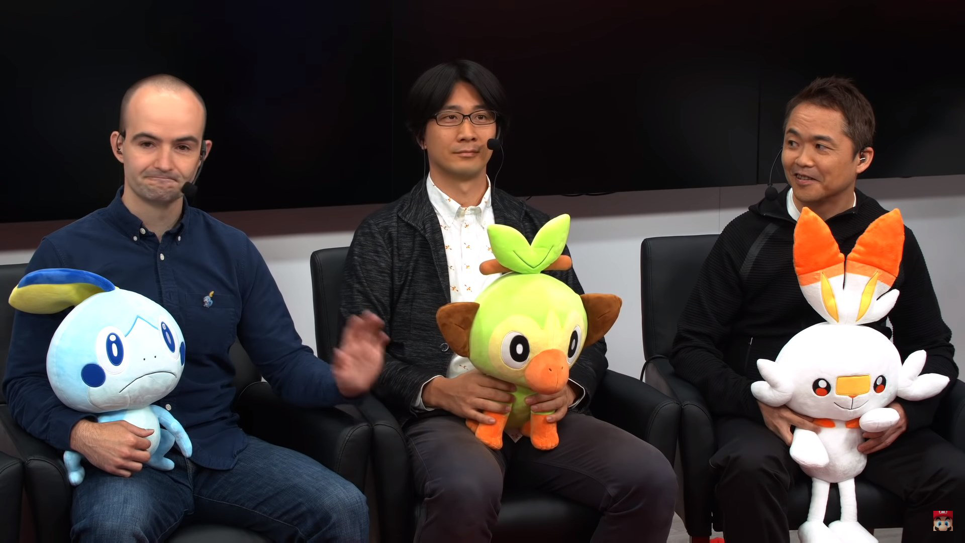 E3 2019 Nintendo Treehouse Live Poke Sword and Shield 01