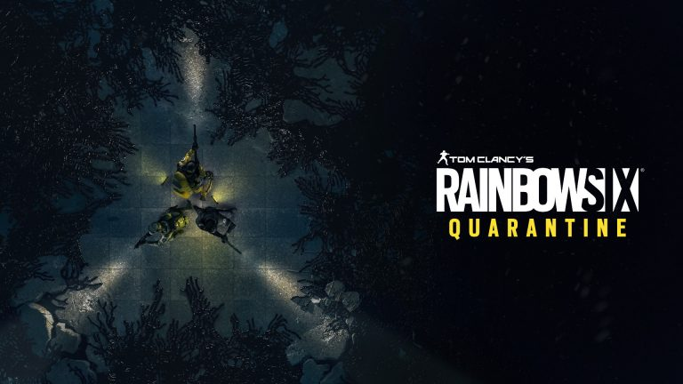 E3 2019 Rainbow Six Quarantine