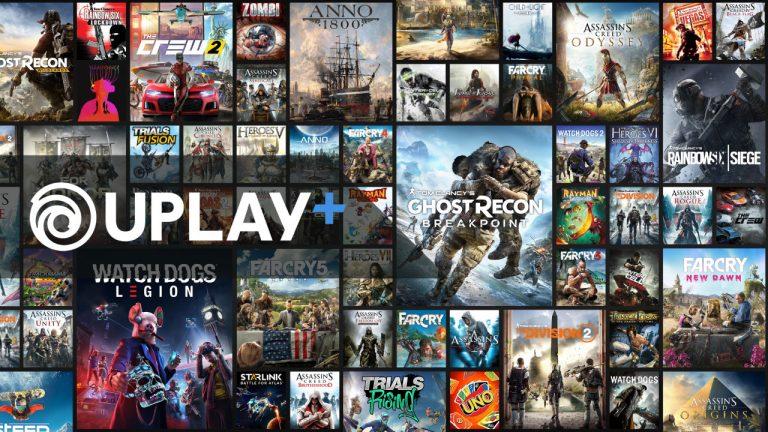 E3 2019 Uplay+