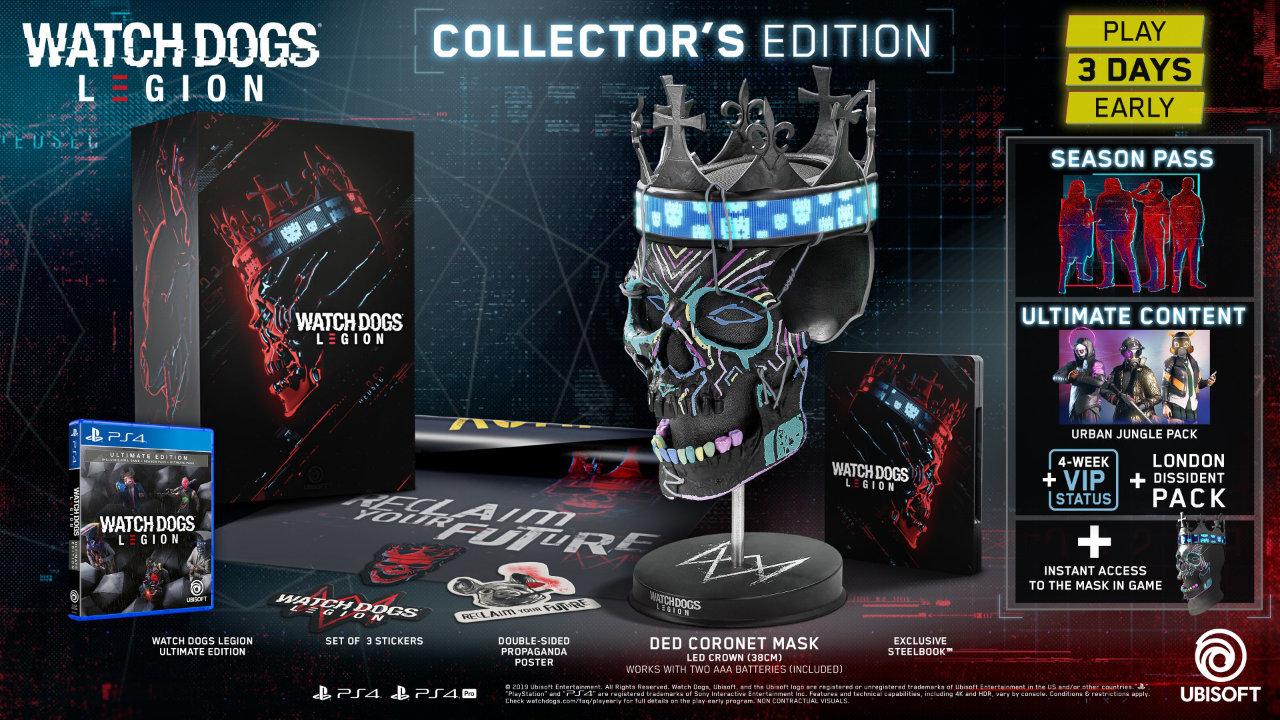 E3 2019 Watch Dogs Legion 04