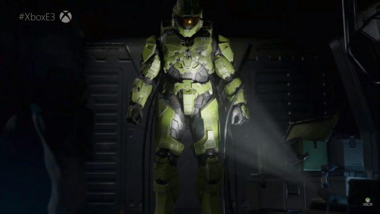 E3 2019 - Halo Infinite - 01