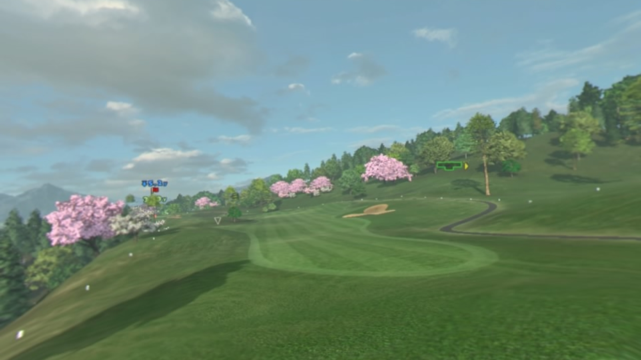 everybody's golf vr review 03