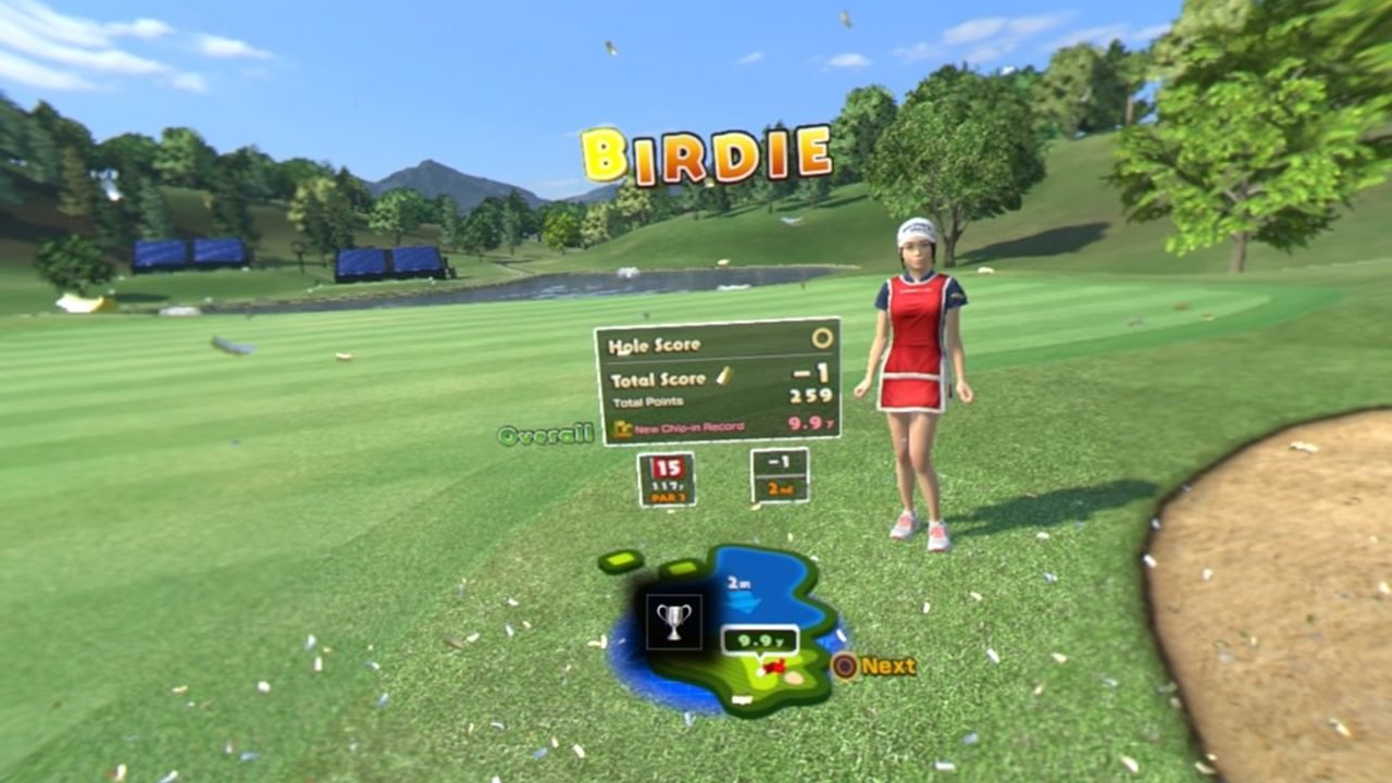 everybody's golf vr review 05