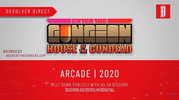 e3 2019 - devolver digital - enter the gungeon house of the gundead