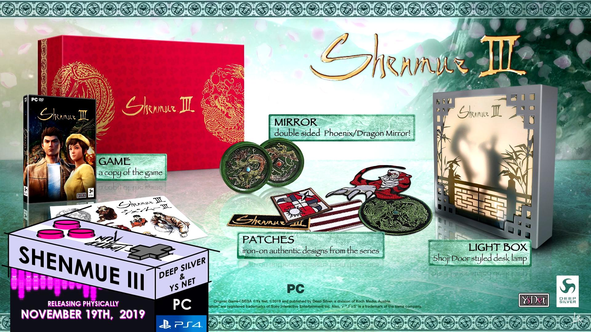 Limited Run Games - Shenmue III