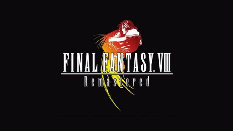 E3 2019 Final Fantasy VIII Remastered