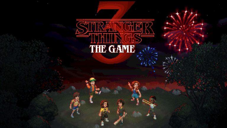 Netflix Stranger Things 3 The Game