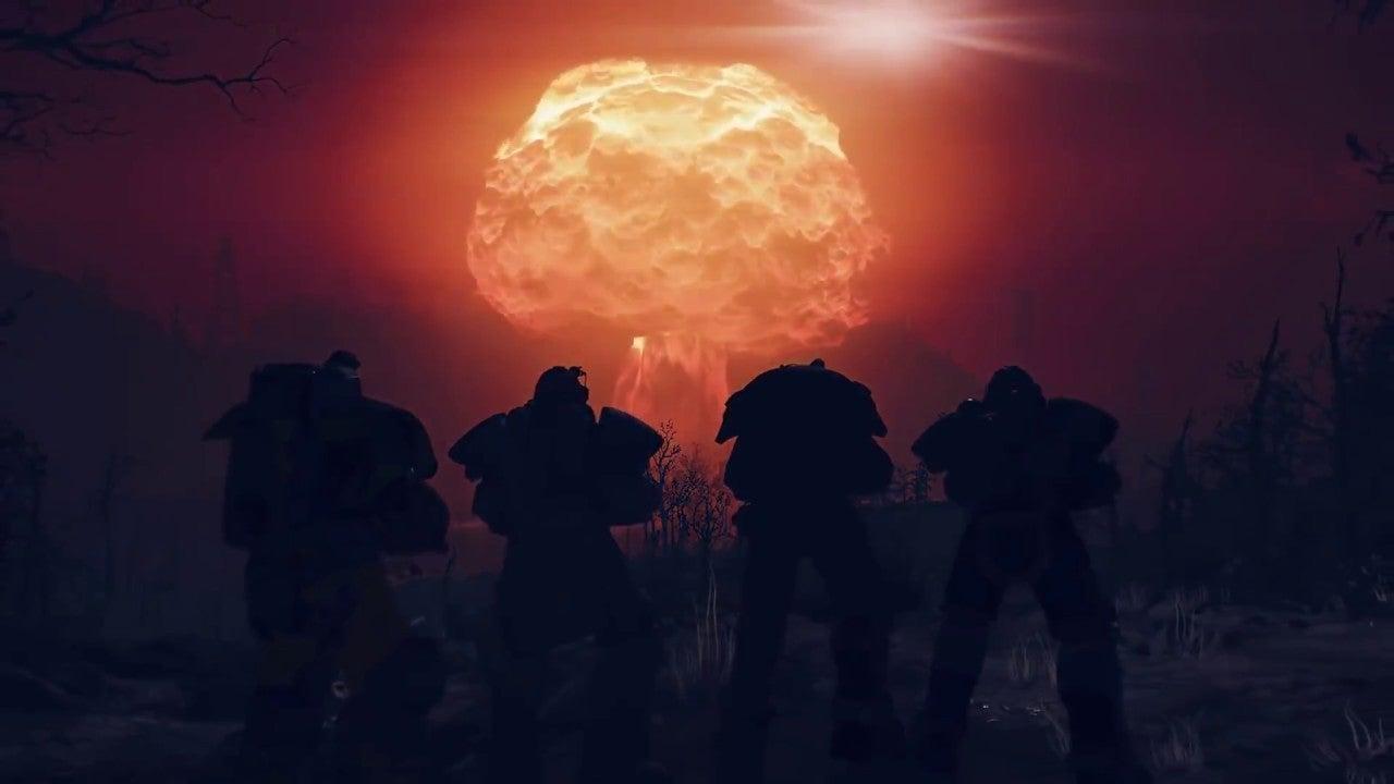 e3 2019 - fallout 76