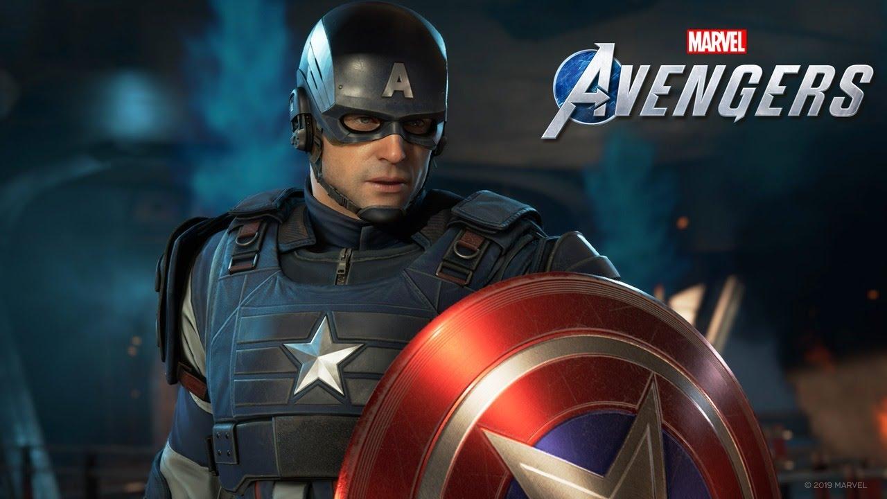 E3 2019 Marvel's Avengers