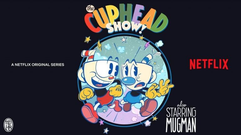 The Cuphead Show!