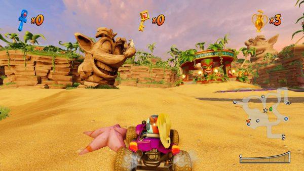 Review - Crash Team Racing Nitro Fueled - 04