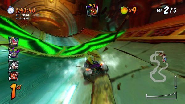 Review - Crash Team Racing Nitro Fueled - 02