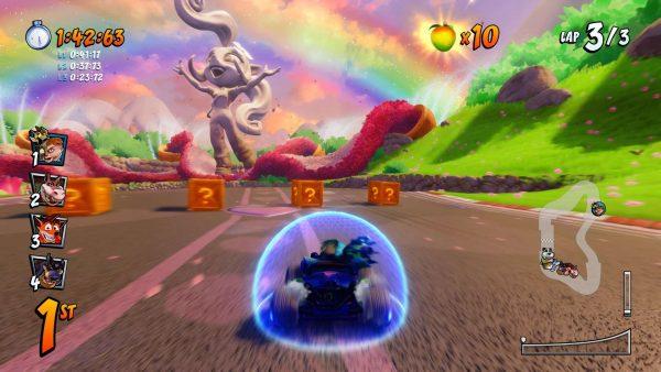 Review - Crash Team Racing Nitro Fueled - 03
