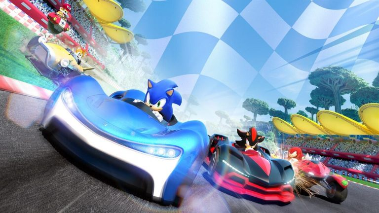 team sonic racing - review 01