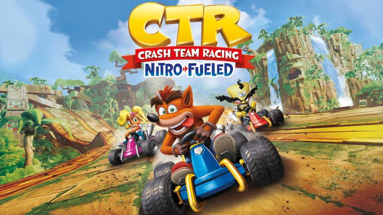 Review - Crash Team Racing Nitro Fueled - 01