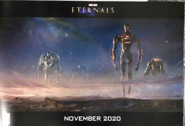 Marvel MCU The Eternals