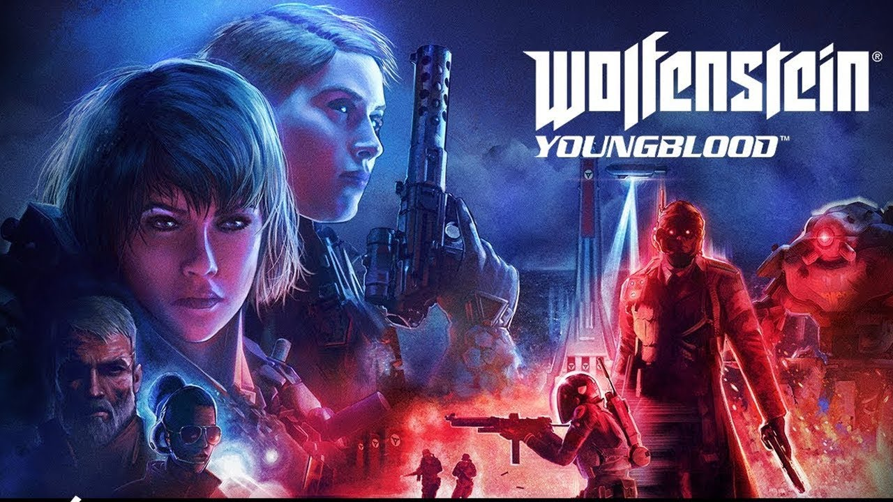 save the date - july 2019 wolfenstein young blood