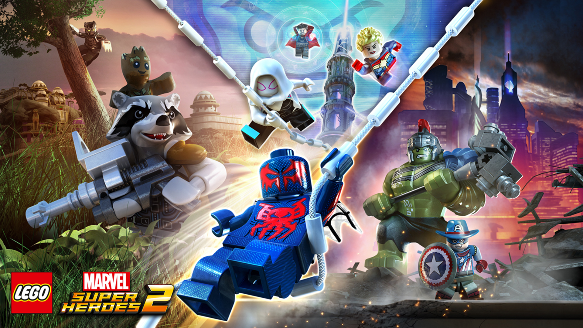 Review Lego Marvel Super Heroes 2 Ps4 Could Have Been So Much Sony World