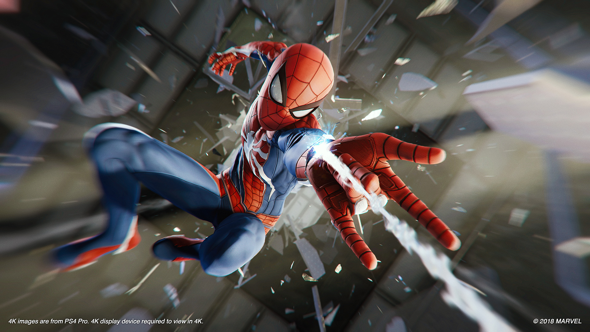 digging into marvel's spider-man with insomniac games' james